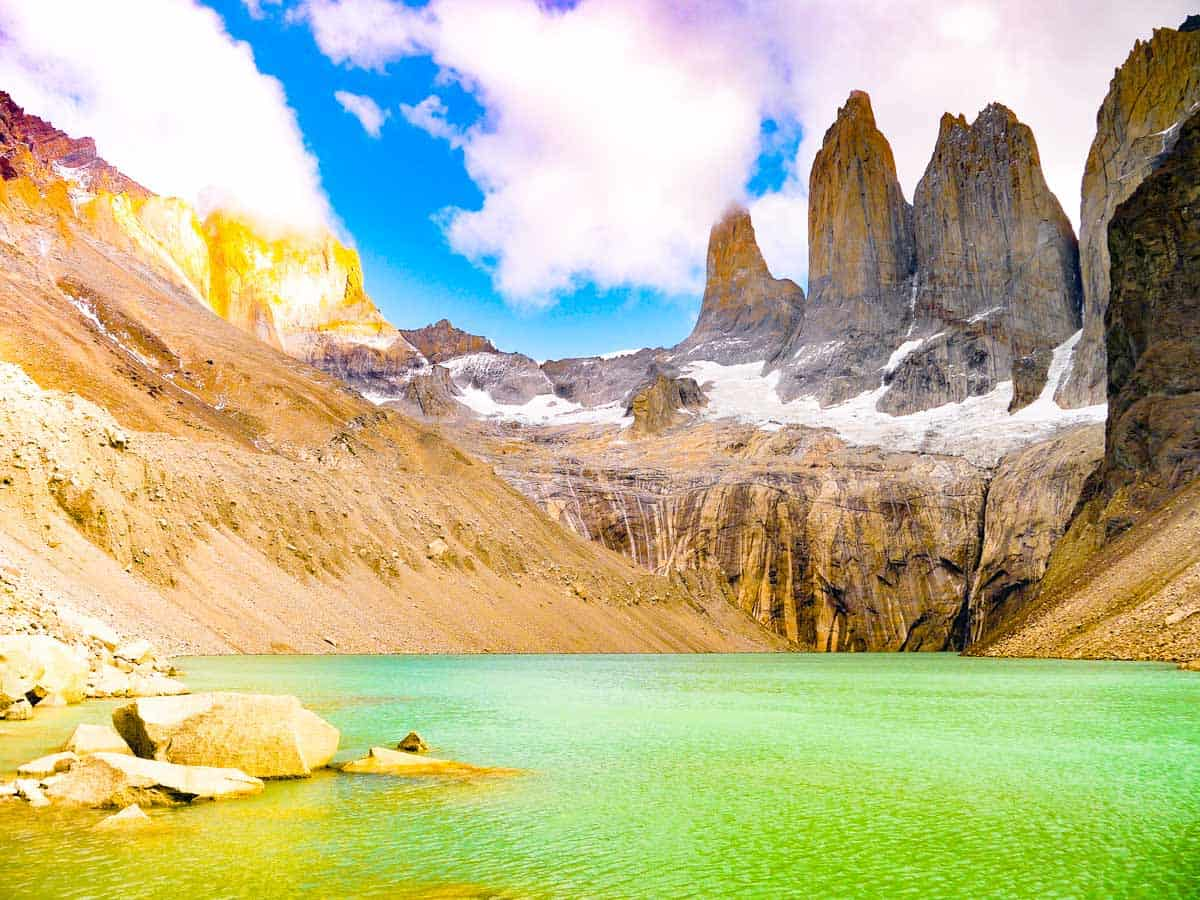 The O-Circuit, Torres del Paine, Chile