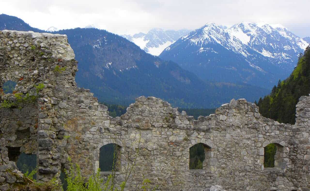 Reutte. 12 surprising places to see that you may never have heard of