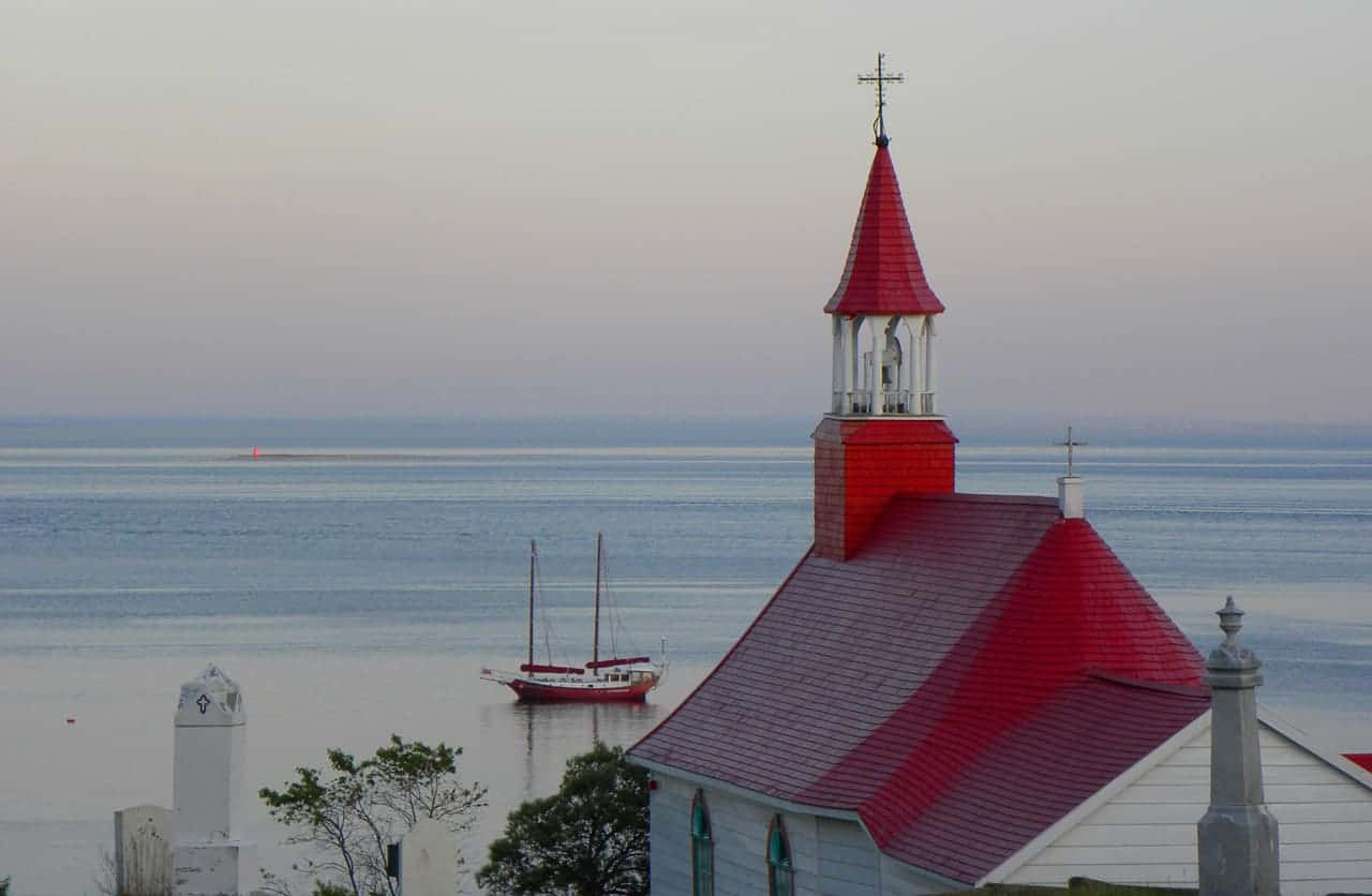 Tadoussac. 12 surprising places to see that you may never have heard of