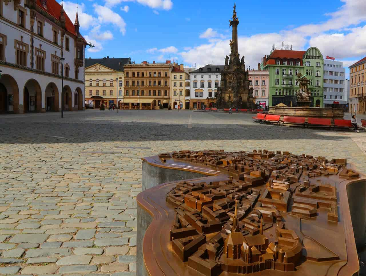 Olomouc. 12 surprising places to see that you may never have heard of