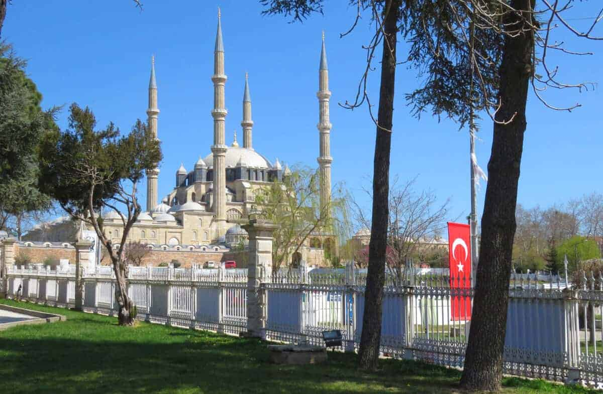 Edirne. 12 surprising places to see that you may never have heard of