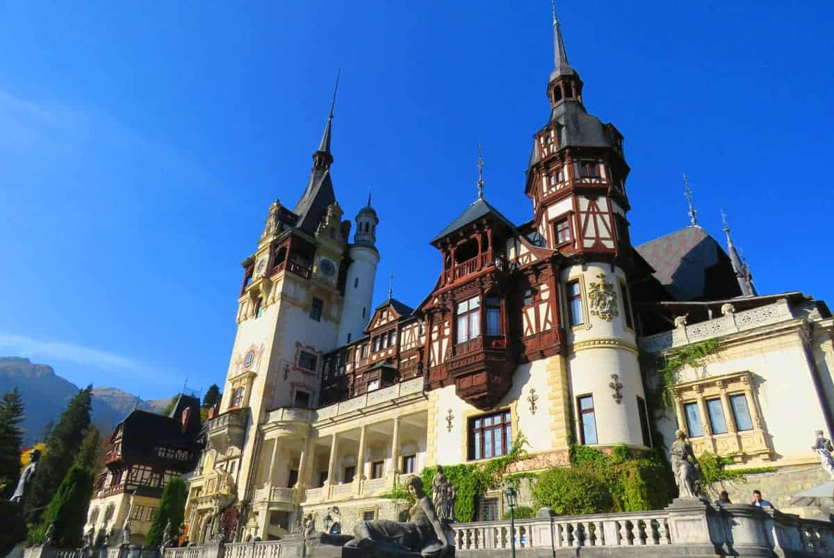 Sinaia. 12 surprising places to see that you may never have heard of