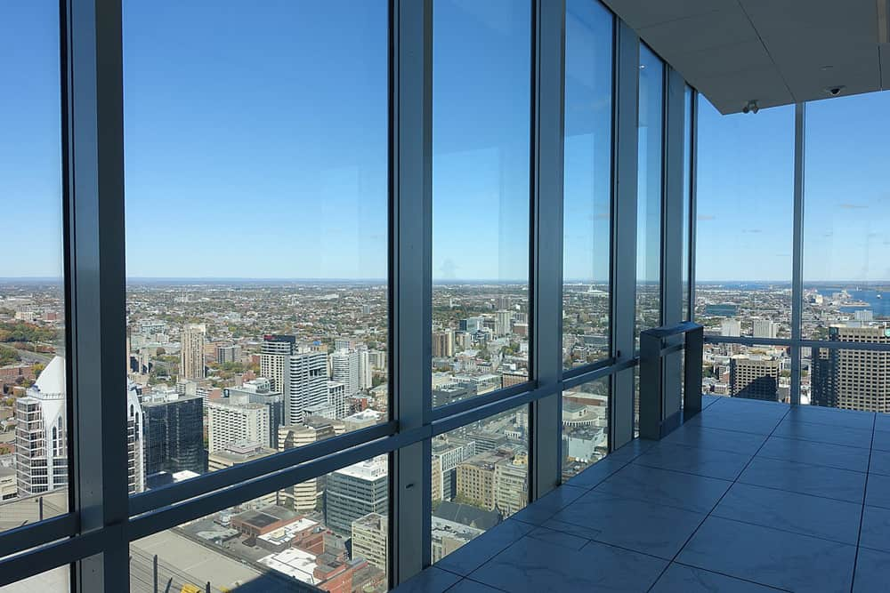 The Best Views in Montreal