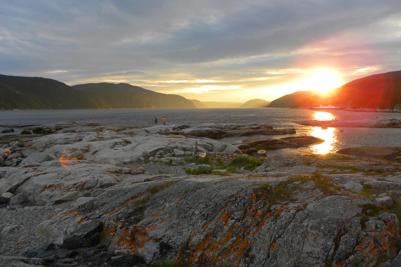 Tadoussac, the best town in Quebec