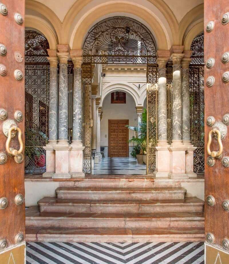 The 3 best Palaces in Seville