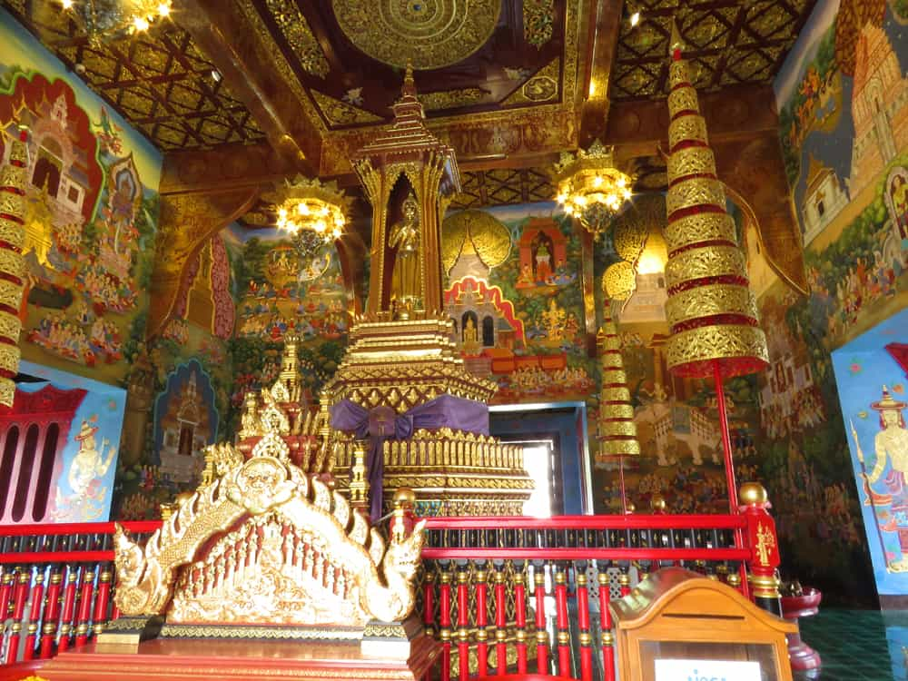 Chiang Mai: Our favorite Temples in Photos