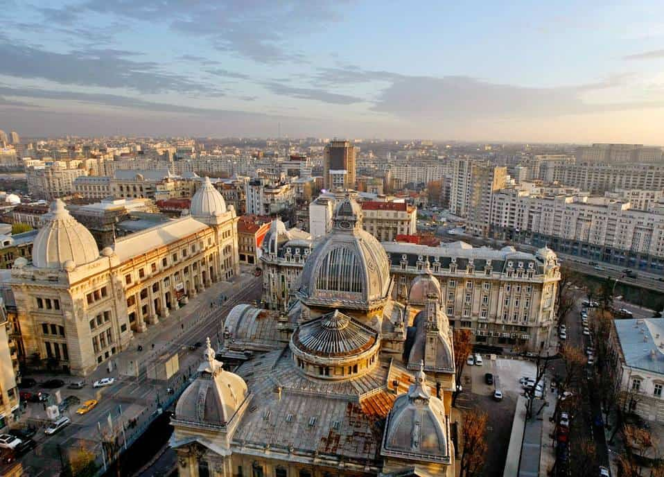 Bucharest. Comparing and rating our favorite Balkan capitals