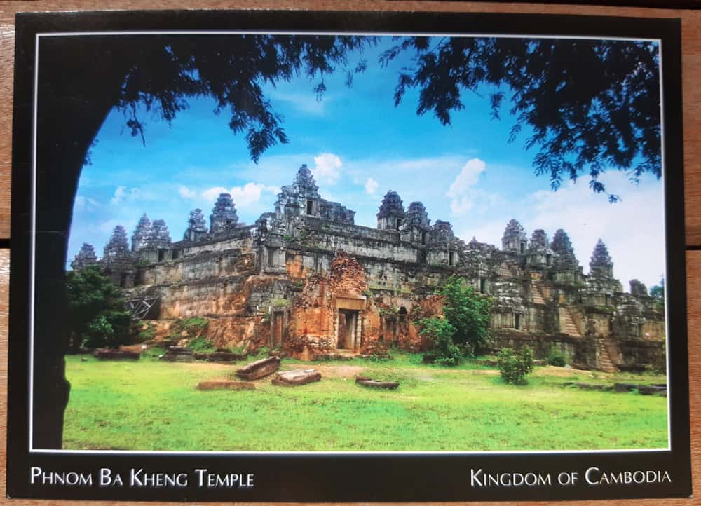 A postcard from Cambodia