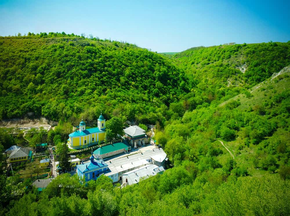 Saharna top place to visit in Moldova