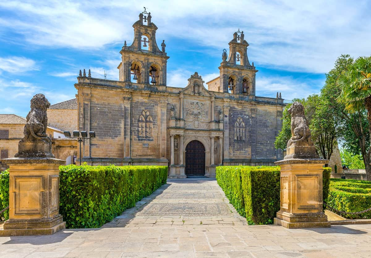 Ubeda. A Travel Agent's guide to the Best of Spain