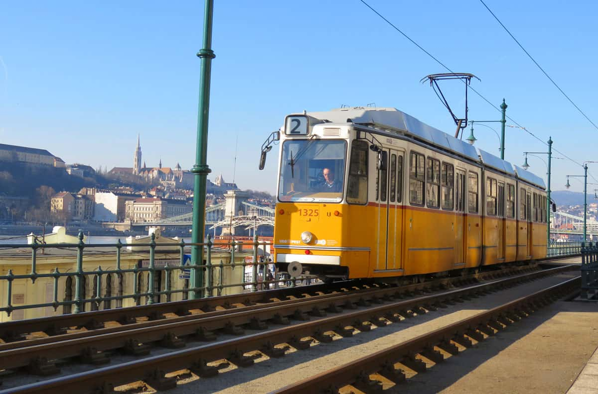 Some of our favorite Trams in Europe (Video)
